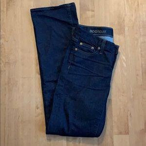 Bootcut J. Crew jeans